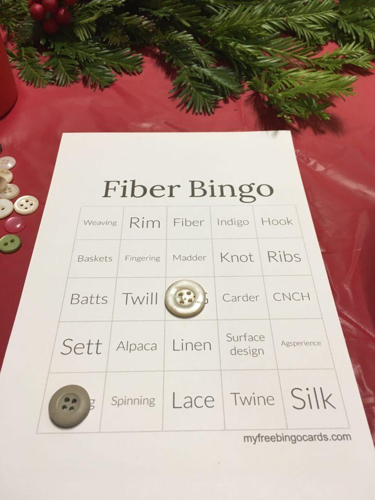 2019 fiber bingo